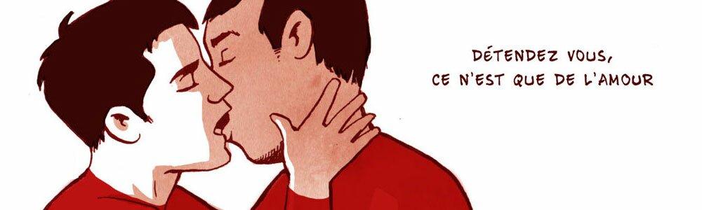 17 mai : 40 dessinateurs contre l'homophobie