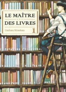 Le maître des livres vol. 1