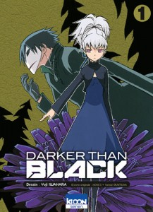 Darker than black vol. 1