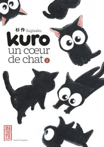 Kuro, un cœur de chat vol. 1