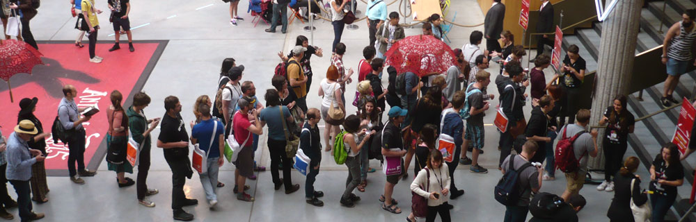 Festival d'Annecy 2005 : un mardi entre émotion et douleur