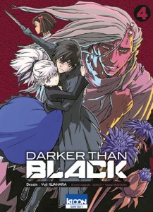 Darker than Black vol. 4