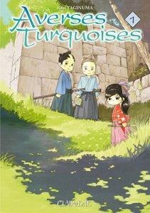 Averses turquoises vol. 1