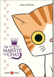 Sa Majesté le chat