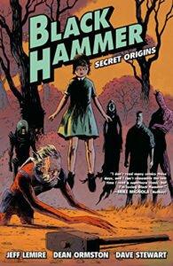 Black Hammer vol.1 couverture américaine