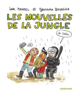 Les nouvelles de la jungle (de Calais)