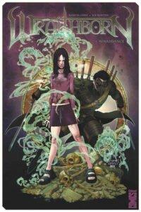 Wraithborn vol. 1