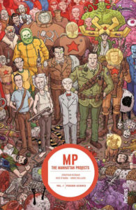 Manhattan Projects vol. 1