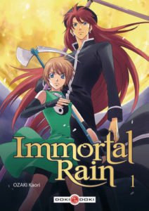 Immortal Rain vol. 1