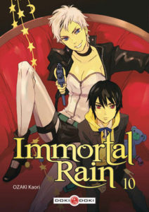 Immortal Rain vol. 10