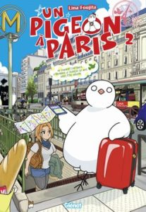 Un pigeon à Paris vol. 2