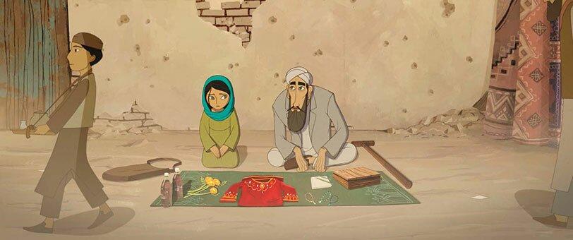 Parvana, une enfance en Afghanistan