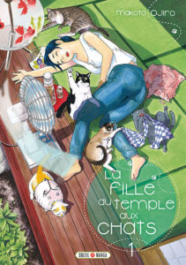 La fille du temple aux chats vol. 1