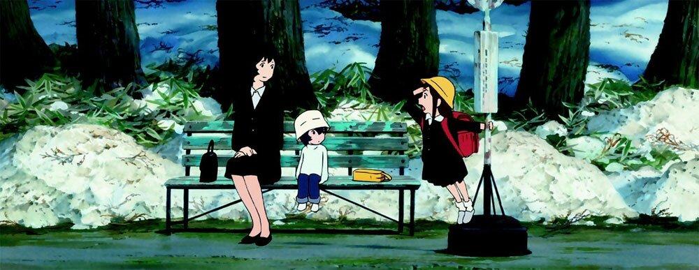 Les enfants loups, Ame & Yuki