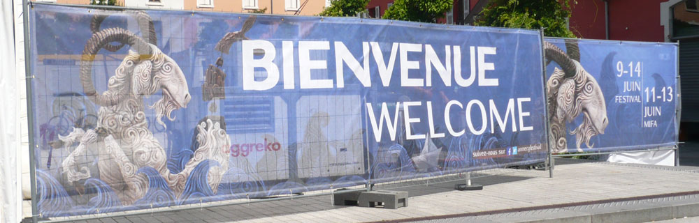 Festival d'Annecy 2014 : le lundi des soucis techniques