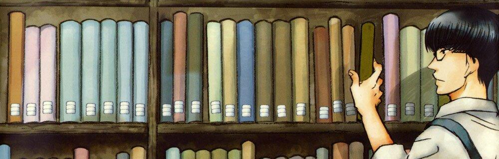 Le maître des livres vol. 1 et 2