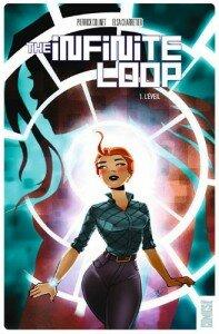 Couverture du volume 1 chez Glénat Comics