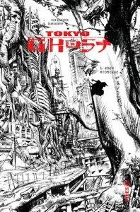 Tokyo Ghost vol. 1 version noir et blanc
