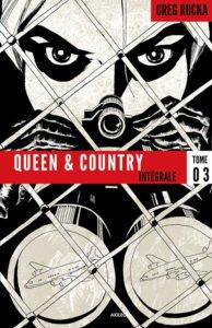 Queen & Country vol. 3