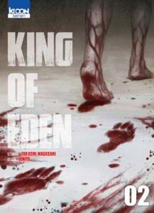 King of Eden vol. 2