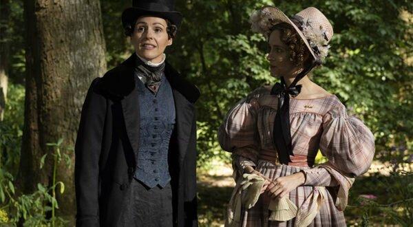 Anne Lister et Ann Walker