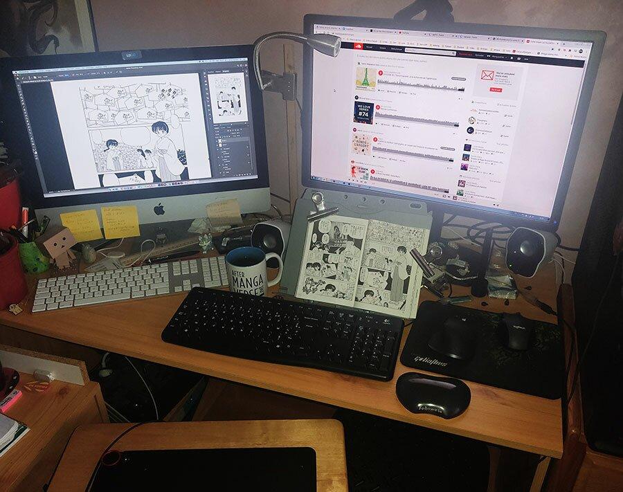 Mon setup de freelance