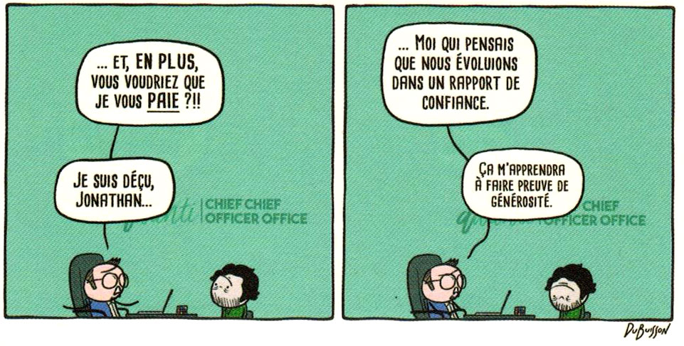 Start up Génération par Marc Dubuisson